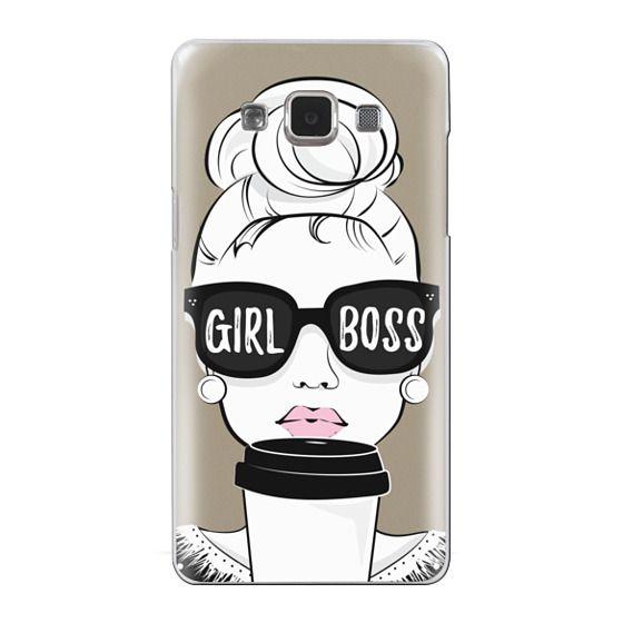 Samsung Galaxy A5 Cases - Girl Boss