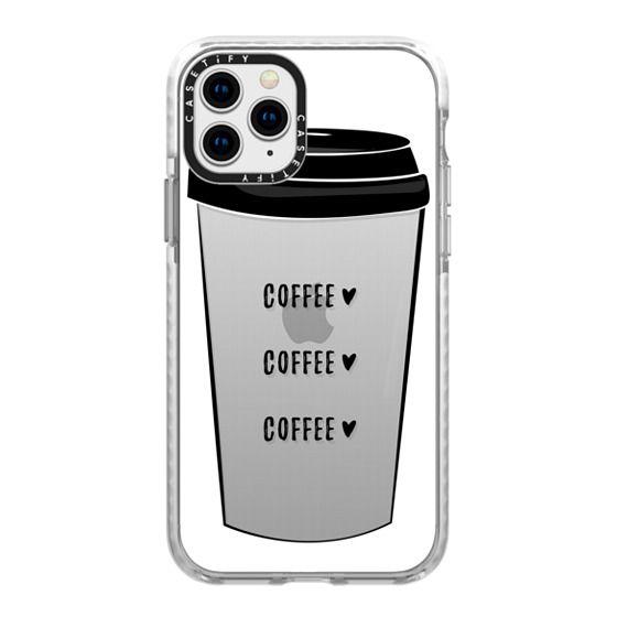 iPhone 11 Pro Cases - coffee coffee coffee