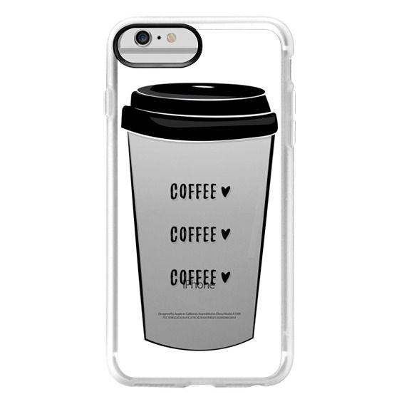 iPhone 6 Plus Cases - coffee coffee coffee
