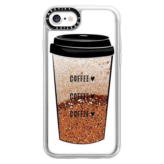 iPhone 7 Cases - coffee coffee coffee
