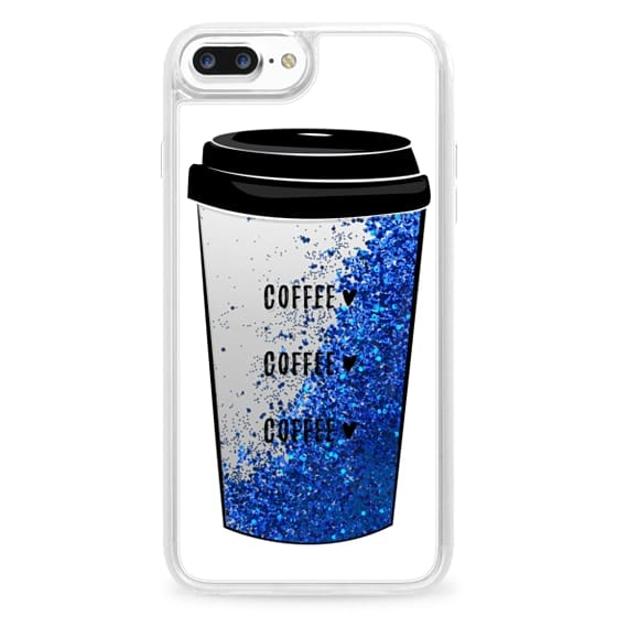 iPhone 8 Plus Cases - coffee coffee coffee