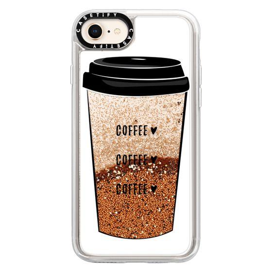 iPhone 8 Cases - coffee coffee coffee