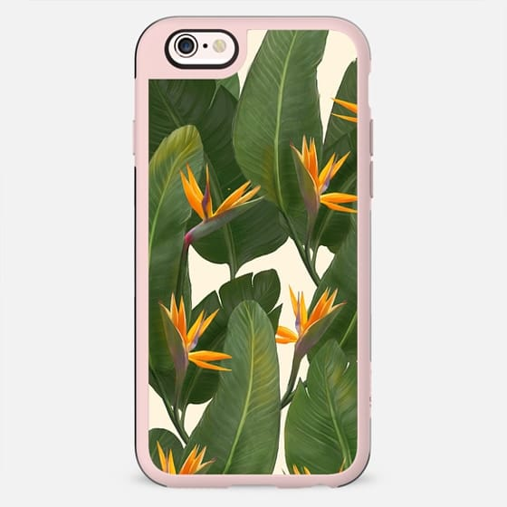 tropical floral - New Standard Case