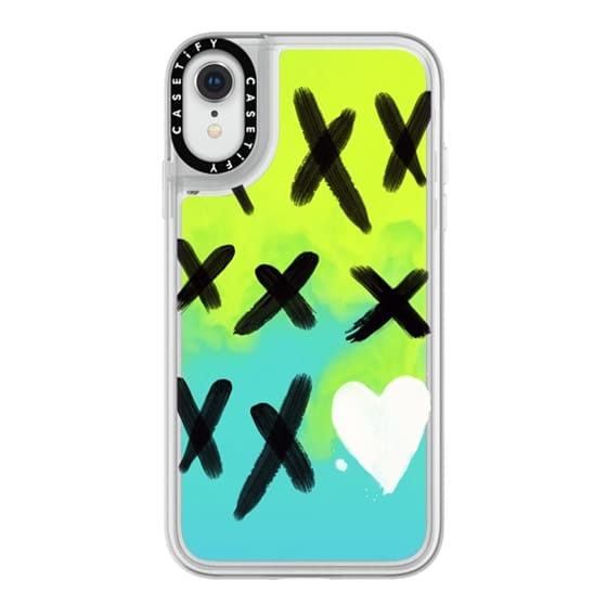 iPhone XR Cases - xo kisses