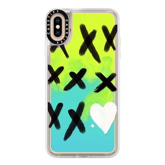 iPhone XS Max Cases - xo kisses