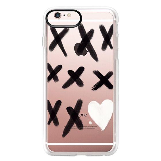 iPhone 6s Plus Cases - xo kisses