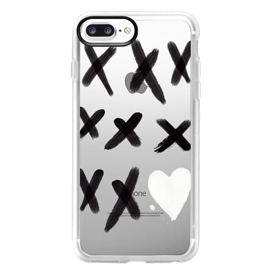 iPhone 7 Plus Cases - xo kisses