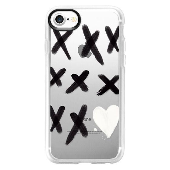 iPhone 7 Cases - xo kisses