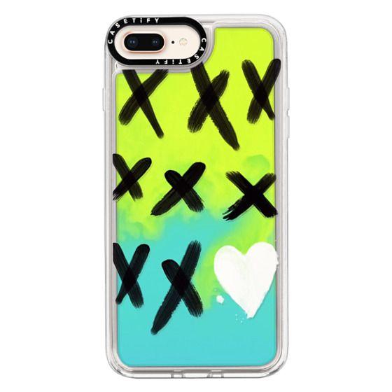 iPhone 8 Plus Cases - xo kisses