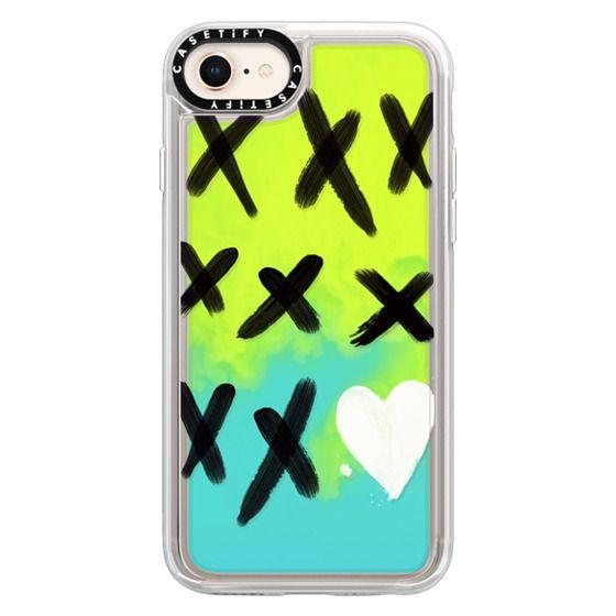 iPhone 8 Cases - xo kisses