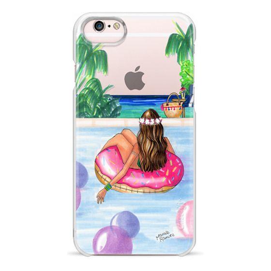iPhone 6s Cases - Poolside Mermaid (Summer Love)