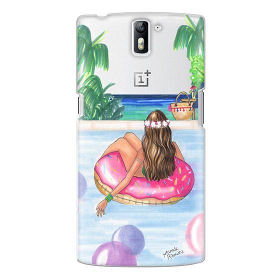 One Plus One Cases - Poolside Mermaid (Summer Love)