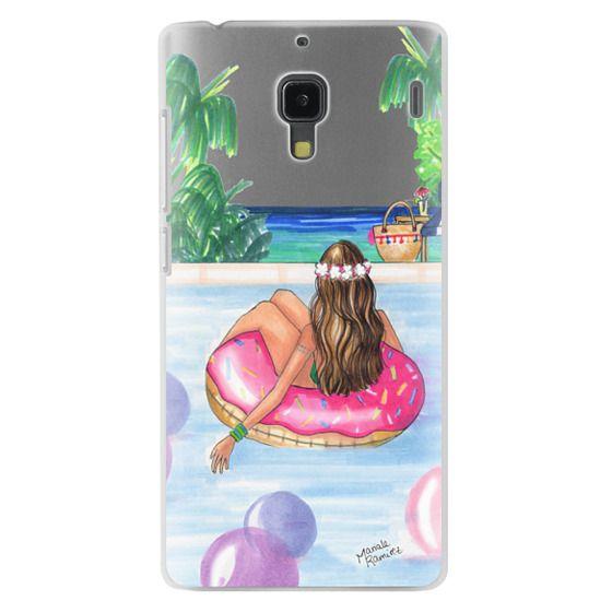 Redmi 1s Cases - Poolside Mermaid (Summer Love)
