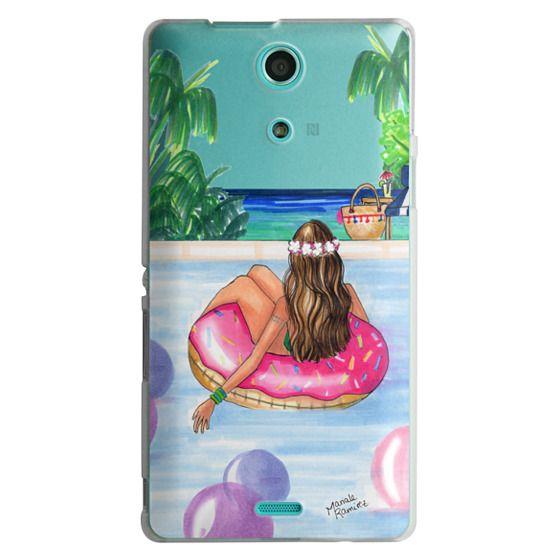 Sony Zr Cases - Poolside Mermaid (Summer Love)