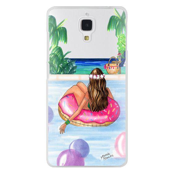 Xiaomi 4 Cases - Poolside Mermaid (Summer Love)