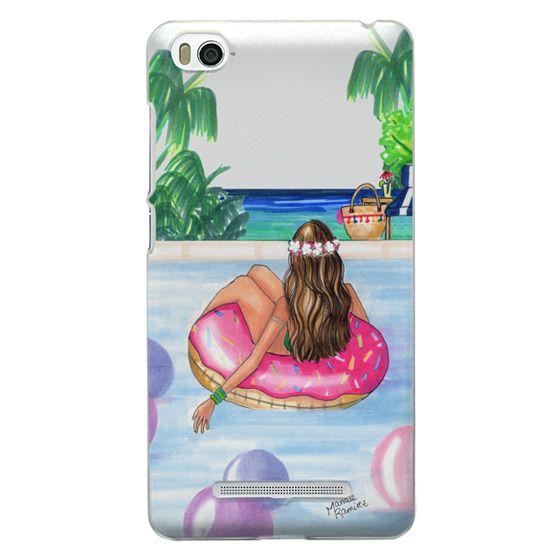 Xiaomi 4i Cases - Poolside Mermaid (Summer Love)