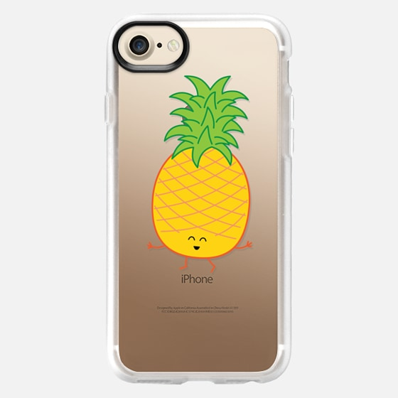 I Pine For You (Pineapple) - Wallet Case