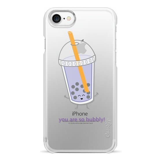 iPhone 7 Cases - You Are So Bubbly (Bubble Tea)