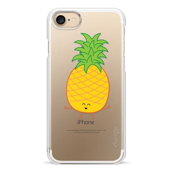 iPhone 7 Cases - I Pine For You (Pineapple)