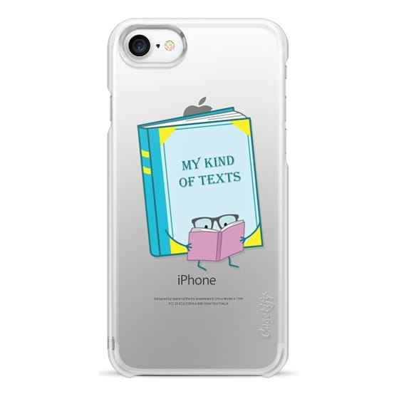iPhone 7 Cases - My Kind of Texts