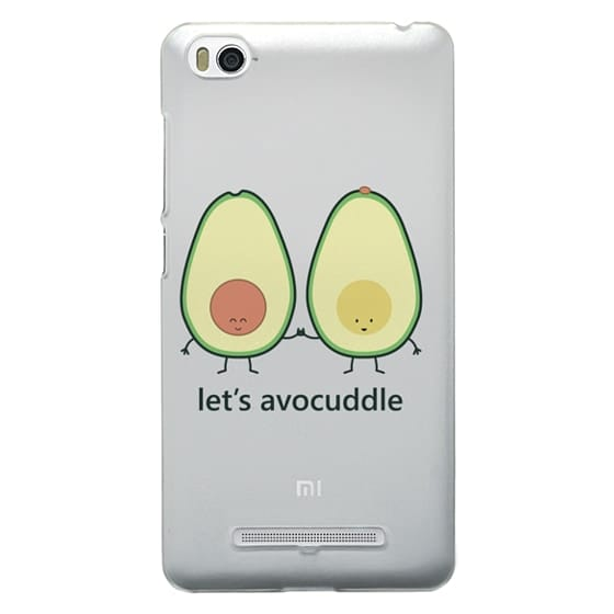 Xiaomi 4i Cases - Let's Avocuddle (avocado)