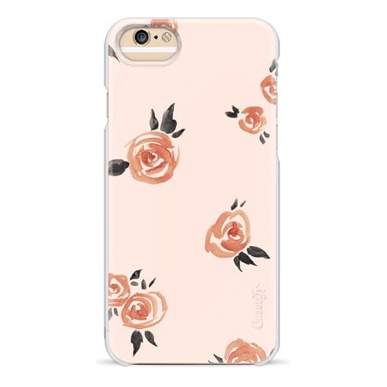 iPhone 6 Cases - Garden Rose by Kelli Murray