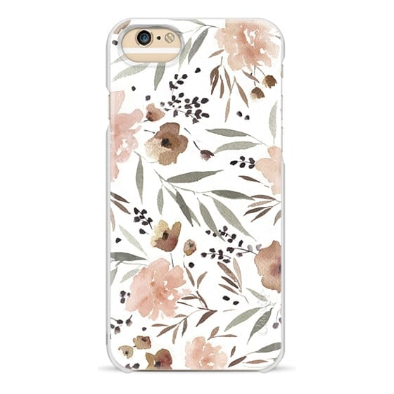 iPhone 6 Cases - Spring Floral by Kelli Murray