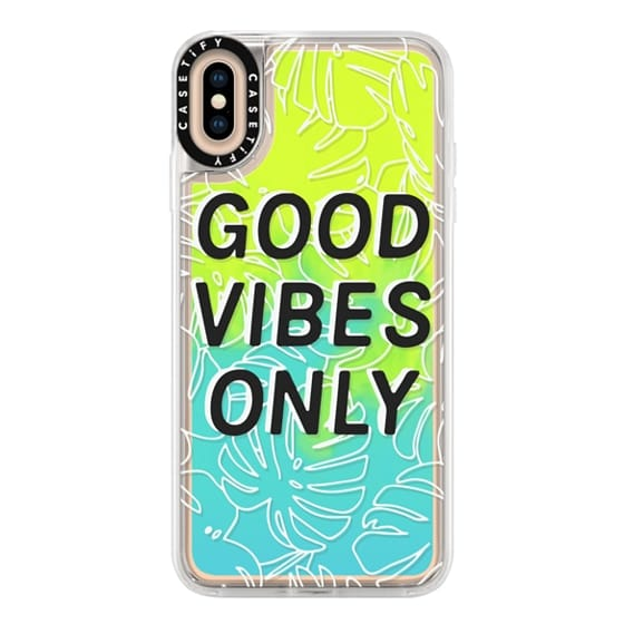 iPhone XS Max Cases - Good Vibes Only