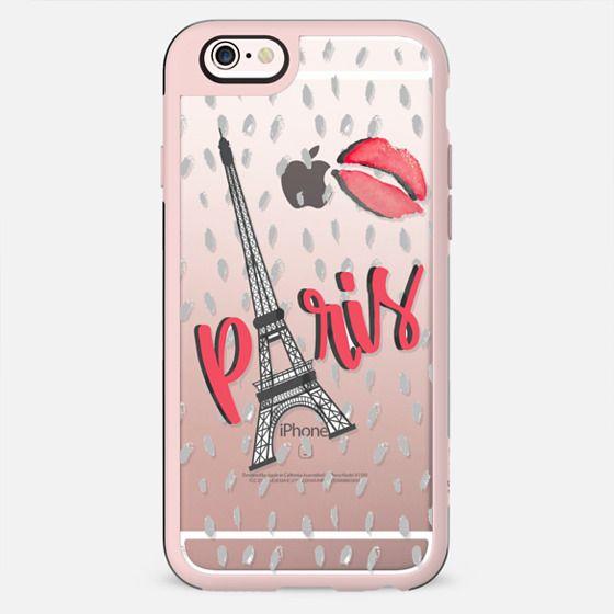 Paris Tower Lips