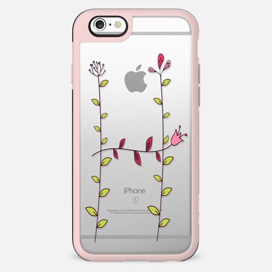 "Floral ""H"" - Your Initial - New Standard Case"