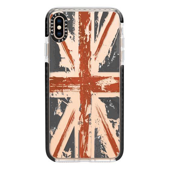 iPhone XS Max Cases - Union Jack