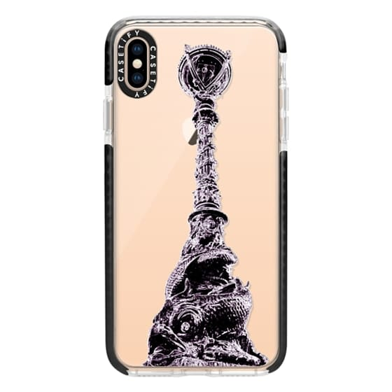 iPhone XS Max Cases - Fish Lamp London