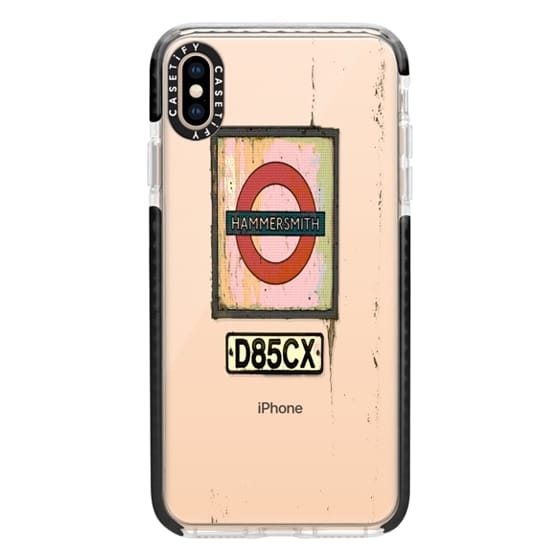 iPhone XS Max Cases - Hammersmith London