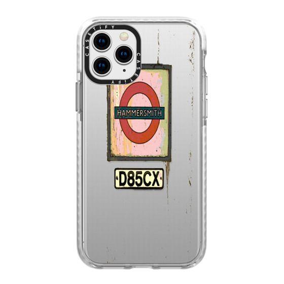 iPhone 11 Pro Cases - Hammersmith London
