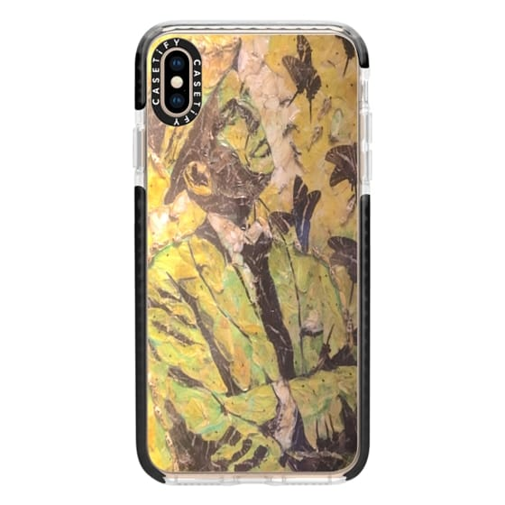 iPhone XS Max Cases - Butterfly Man