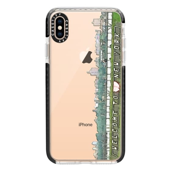 iPhone XS Max Cases - Welcome To New York