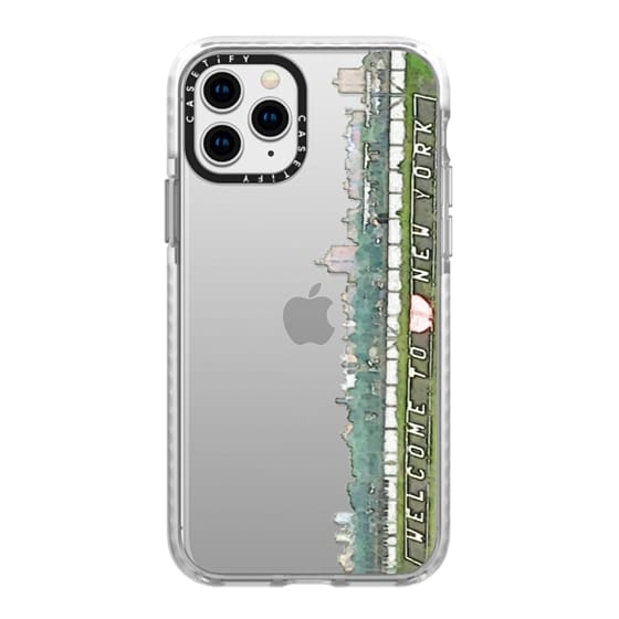 iPhone 11 Pro Cases - Welcome To New York