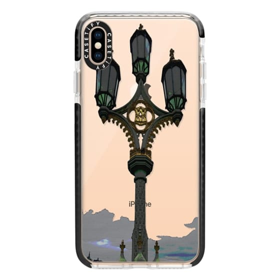 iPhone XS Max Cases - Westminster Lamp