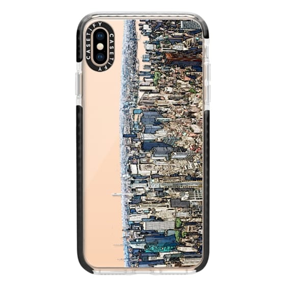 iPhone XS Max Cases - Empire View