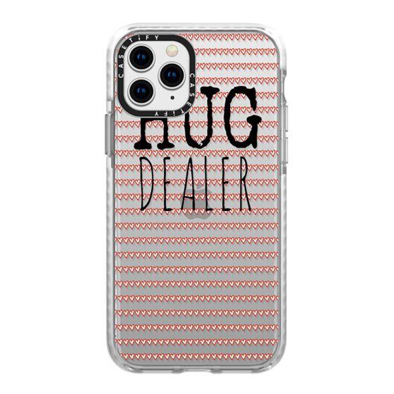 iPhone 11 Pro Cases - Hug Dealer Black