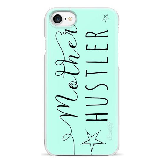 iPhone 7 Cases - Mother Hustler Mint