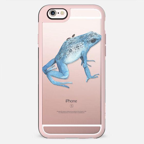 One Frog Blue Frog - New Standard Case
