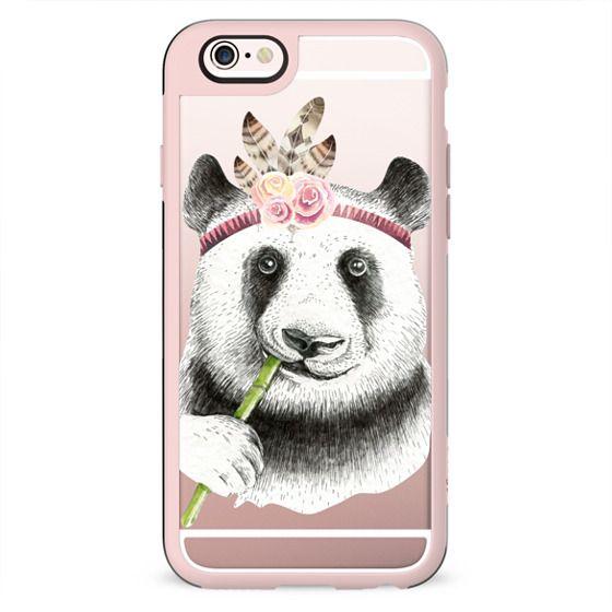 Panda Princess - Pink and Bamboo