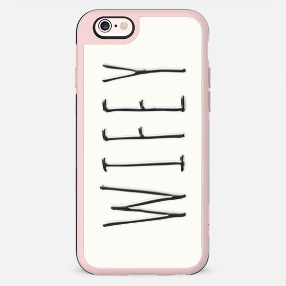 WIFEY Cream - New Standard Case