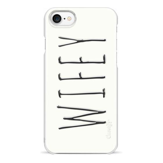 iPhone 6s Cases - WIFEY Cream