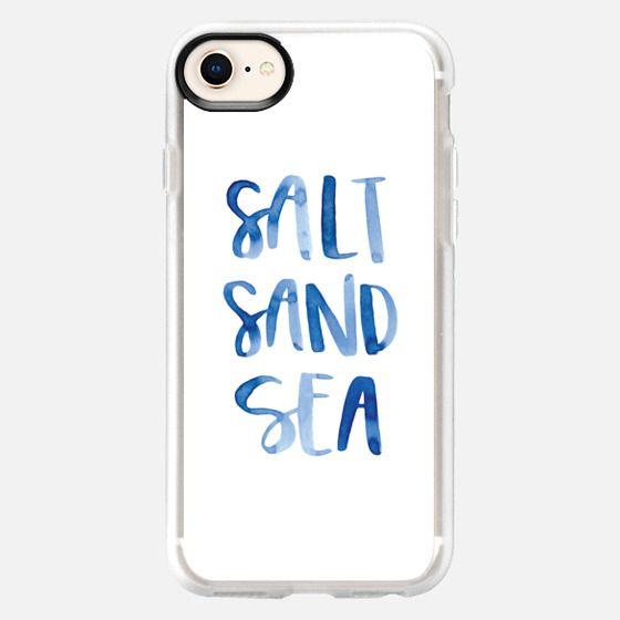 Sea by Green Tie Studio - Snap Case