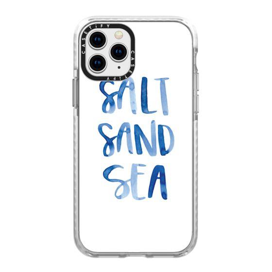 iPhone 11 Pro Cases - Sea by Green Tie Studio
