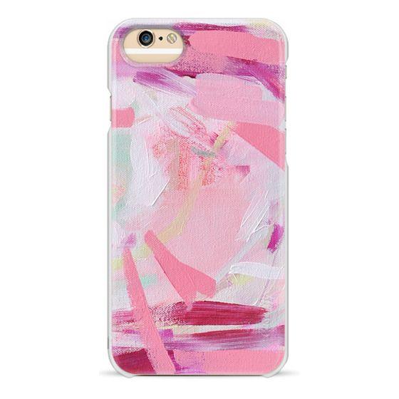 iPhone 6 Cases - Pink Farm by Britt Bass Turner
