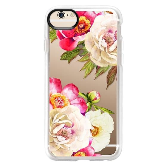 iPhone 6 Cases - Peonies