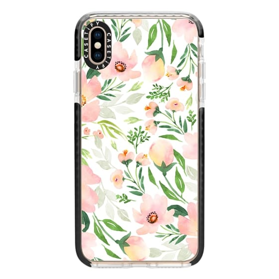iPhone XS Max Cases - Pretty flowers